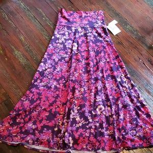 LuLaRoe Maxi Dress - sz Xsmall NWT